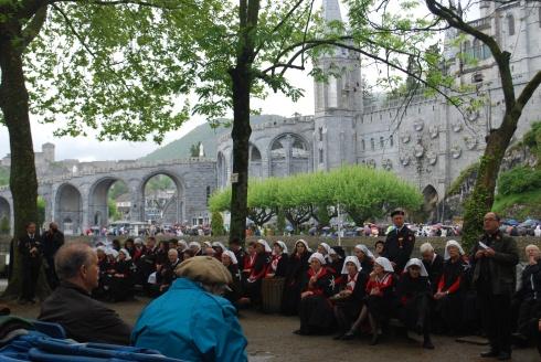 52nd annual Order of Malta international Lourdes pilgrimage
