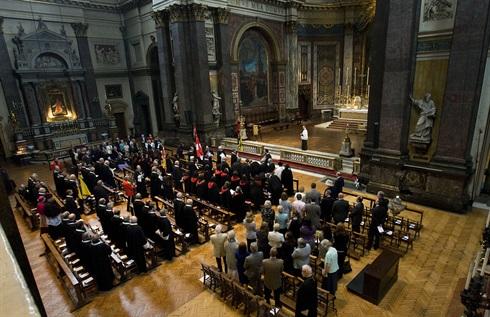 Brompton Oratory, St John's Day Mass