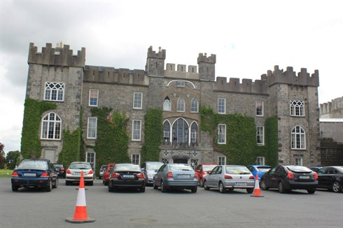 Clongowes Wood College, the venue for the Order's 30th International Summer Camp for Young Disabled