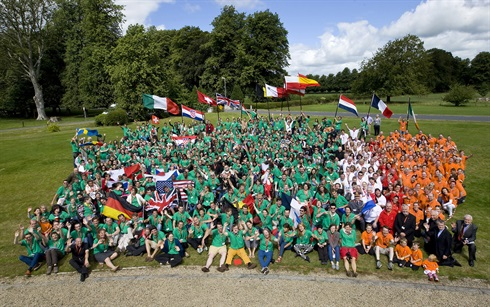 The 30th International Summer Camp for Young Disabled