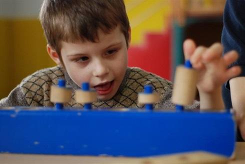 Cluj-Napoca kindergarten - playtime