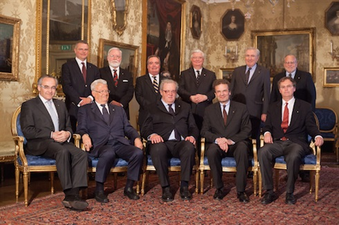 The Sovereign Council, elected 30 May 2014 for five years