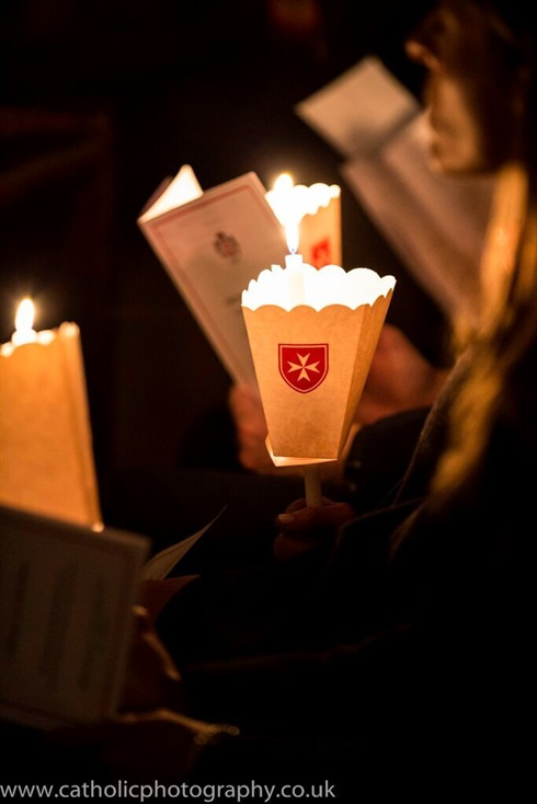 Candlelight, London, December 2015