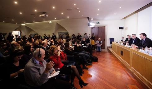 Rome - Press conference