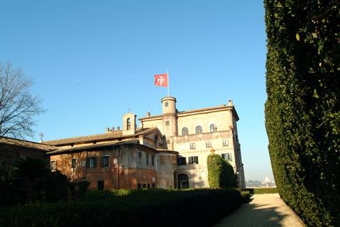 Magistral Villa, Aventine Hill, Rome
