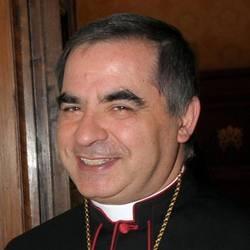 Archbishop Giovanni Angelo Becciu