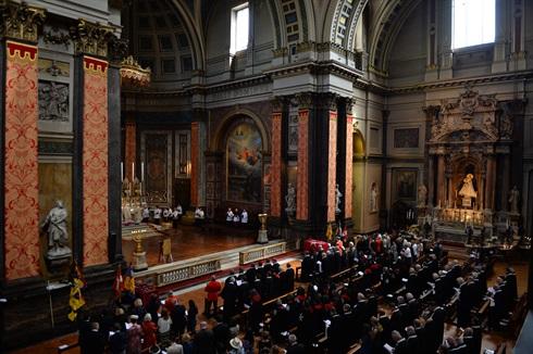 The Brompton Oratory