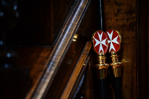 Insignia of the Sovereign Order of Malta