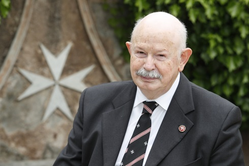 80th Grand Master of the Sovereign Order of Malta