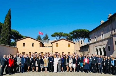 International conference of health experts meet in Rome