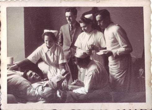 Hospital of the Polish underground