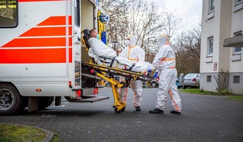 Germany-Order ambulance service on emergency duty