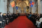 GRAND MASTER'S ADDRESS TO THE DIPLOMATIC CORPS