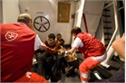 Lampedusa: dramatic aid for survivors