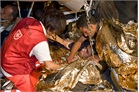 Lampedusa: two survivors in desperate condition