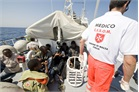 Lampedusa: Order of Malta medical team in action