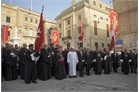 Interreligious ceremony honours the fallen of the Great Siege of 1565