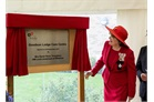 Goodson Lodge opened by the Lord Lieutenant Sarah Troughton