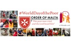 World Day of the Poor: Order of Malta projects around the world