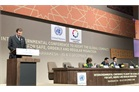 Grand Chancellor addresses Global Compact on Migration, Marrakesh