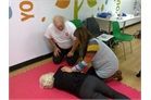 Caithness - first aid training for families in rural areas
