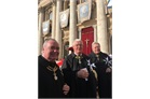 Order of Malta knights attend the canonisation