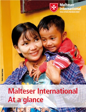 Click to view the latest Malteser International brochure.