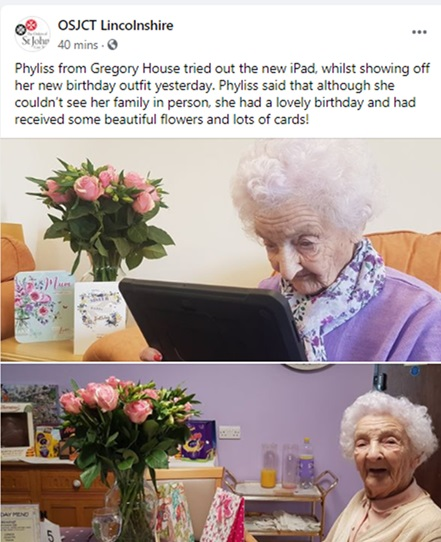 Britain iPad joy