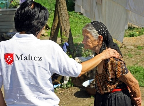 Romania care for the elderly