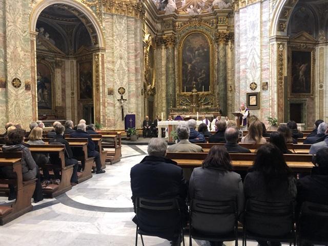 Santissima Trinita dei Spagnoli Rome